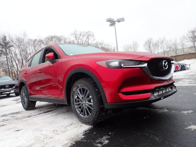 new Mazda vehicles 2019 Mazda Mazda CX-5 Sport SUV for sale near you in Arlington Heights, IL