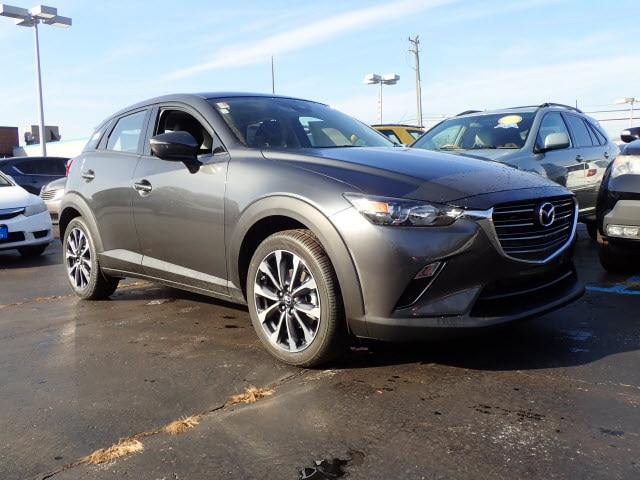 Featured new Mazda vehicles 2019 Mazda Mazda CX-3 Touring SUV for sale near you in Arlington Heights, IL