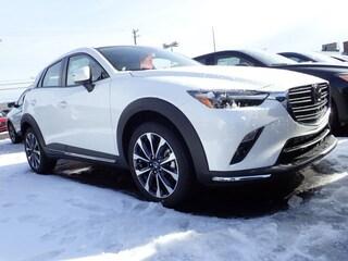 new Mazda vehicle 2019 Mazda Mazda CX-3 Grand Touring SUV for sale near you in Arlington Heights, IL