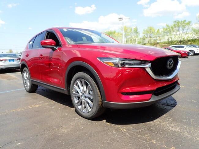 new Mazda vehicles 2019 Mazda Mazda CX-5 Grand Touring SUV for sale near you in Arlington Heights, IL