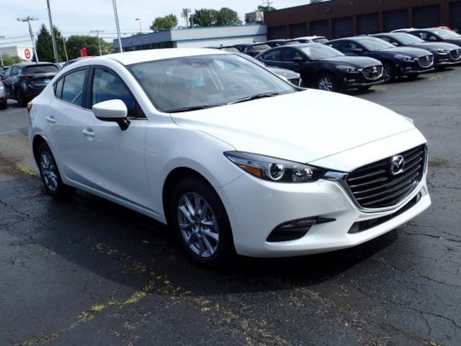 new Mazda vehicles 2018 Mazda Mazda3 Sport Sedan for sale near you in Arlington Heights, IL