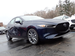 new Mazda vehicle 2019 Mazda Mazda3 Preferred Package Hatchback for sale near you in Arlington Heights, IL