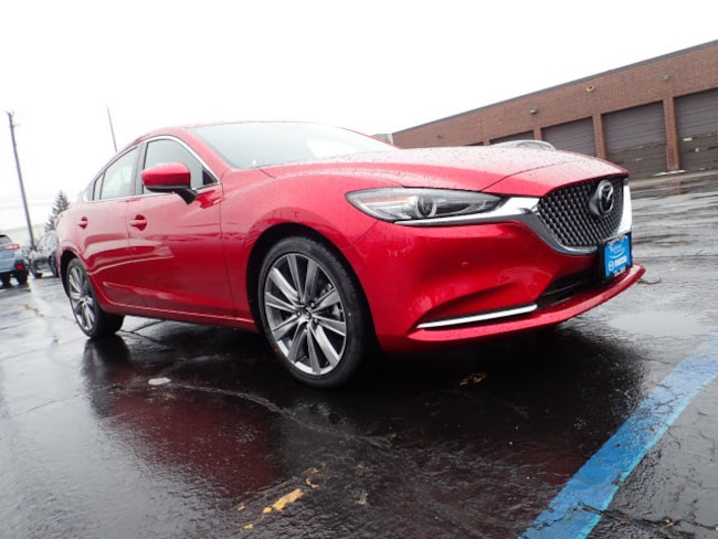 new Mazda vehicles 2018 Mazda Mazda6 Signature Sedan for sale near you in Arlington Heights, IL