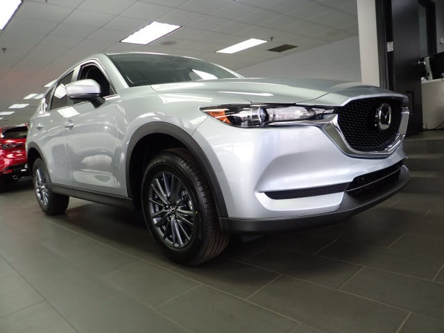 Featured new Mazda vehicles 2019 Mazda Mazda CX-5 Touring SUV for sale near you in Arlington Heights, IL