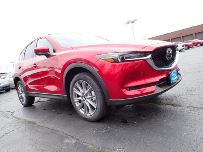 new Mazda vehicles 2019 Mazda Mazda CX-5 Grand Touring Reserve SUV for sale near you in Arlington Heights, IL