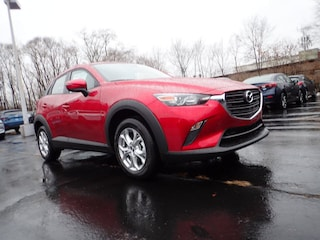 new Mazda vehicle 2019 Mazda Mazda CX-3 Sport SUV for sale near you in Arlington Heights, IL