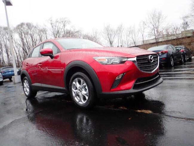 new Mazda vehicles 2019 Mazda Mazda CX-3 Sport SUV for sale near you in Arlington Heights, IL