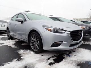 new Mazda vehicle 2018 Mazda Mazda3 Grand Touring Hatchback for sale near you in Arlington Heights, IL