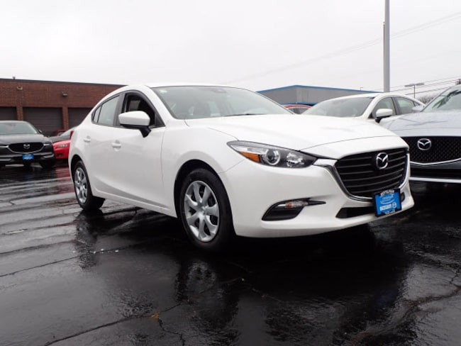 new Mazda vehicles 2018 Mazda Mazda3 Sport Sedan for sale near you in Arlington Heights, IL