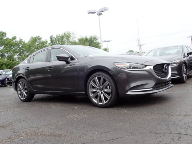 new Mazda vehicles 2019 Mazda Mazda6 Grand Touring Reserve Sedan for sale near you in Arlington Heights, IL