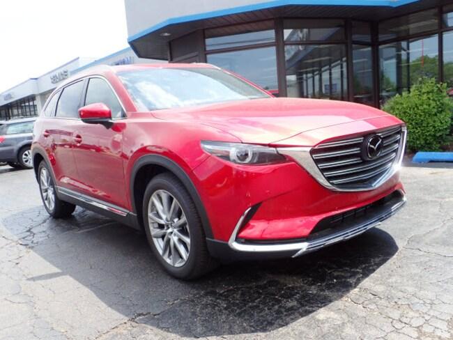 new Mazda vehicles 2018 Mazda Mazda CX-9 Grand Touring SUV for sale near you in Arlington Heights, IL