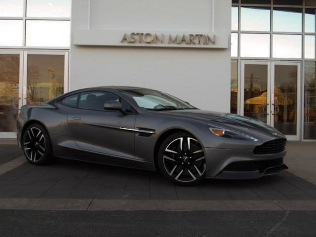 New Aston Martin Vanquish For Sale Oakbrook Terrace IL - Aston martin vanquish coupe