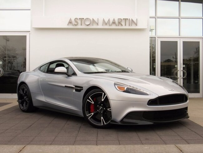New Aston Martin Vanquish For Sale Oakbrook Terrace IL - 2018 aston martin vanquish coupe