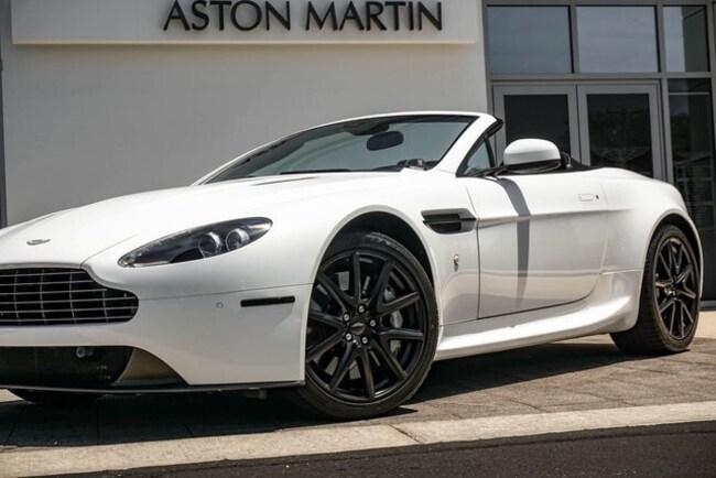 Used 2013 Aston Martin V8 Vantage For Sale At Ed Napleton Automotive