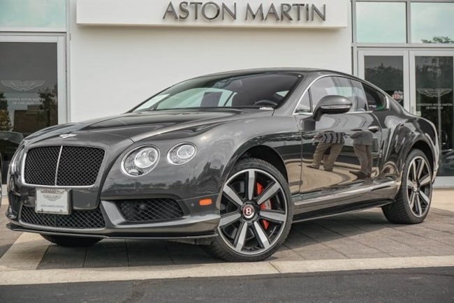Used 2014 Bentley Continental For Sale Oakbrook Terrace 60181 Ed