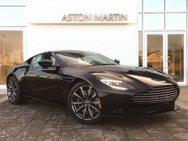 2018 Aston Martin DB11 Base Coupe
