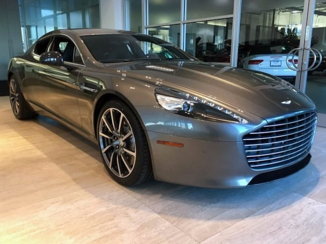New Aston Martin Rapide S For Sale Oakbrook Terrace IL - 2018 aston martin rapide s
