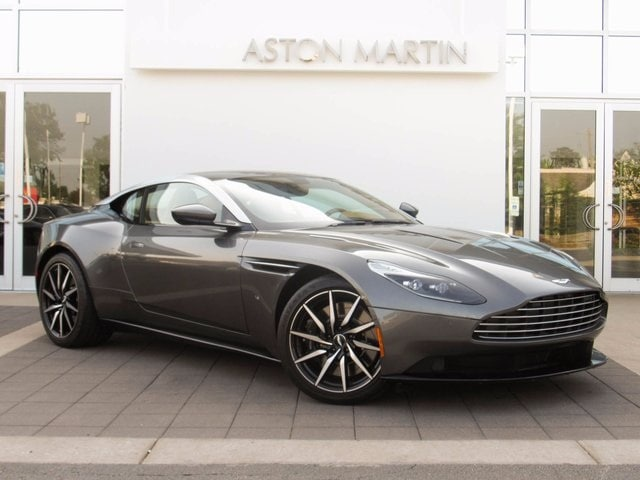 2017 Aston Martin DB11 Launch Edition Coupe