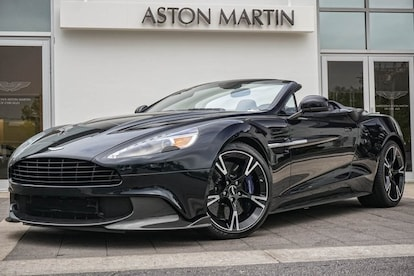 New 2018 Aston Martin Vanquish For Sale At Aston Martin Chicago Vin Scfpmclz4jgk04101