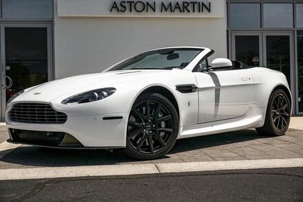 2013 Aston Martin V8 Vantage Convertible
