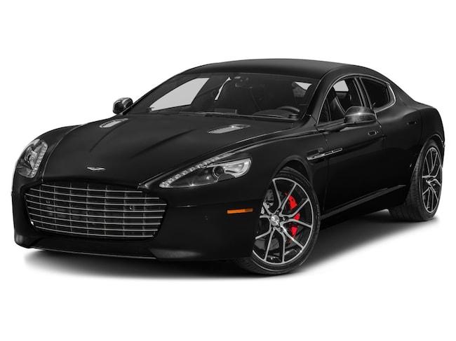 2016 Aston Martin Rapide S Sedan