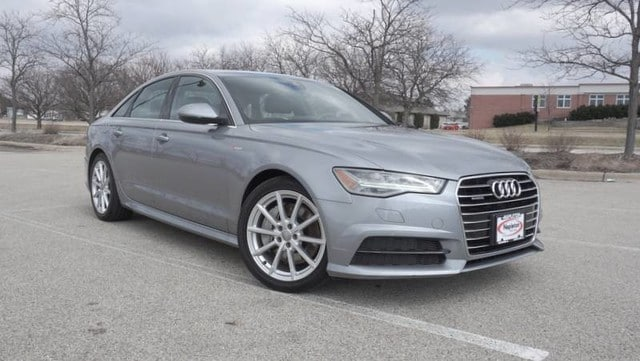Used 2017 Audi A6 Prestige for sale in Loves Park, IL