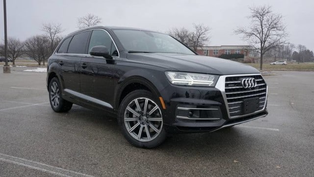 New 2019 Audi Q7 3.0T Prestige SUV for sale in Loves Park, IL