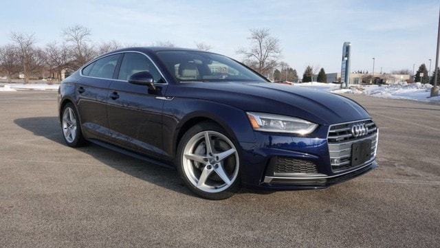 New 2019 Audi A5 2.0T Premium Plus Sportback for sale in Loves Park, IL