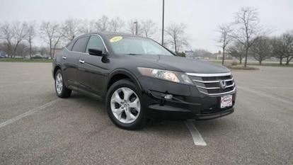 Used 2012 Honda Crosstour Ex L For Sale In Loves Park Il