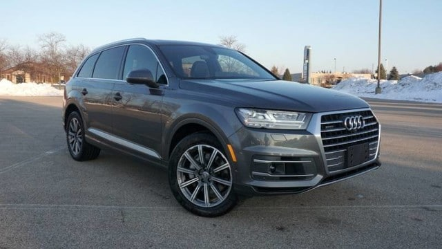 New 2019 Audi Q7 3.0T Premium Plus SUV for sale in Loves Park, IL