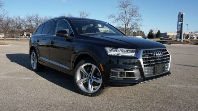 New 2019 Audi Q7 3.0T Prestige SUV for sale in Loves Park, IL