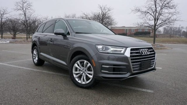 New 2019 Audi Q7 3.0T Premium SUV for sale in Loves Park, IL