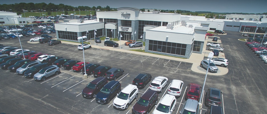 New & Used Car Dealership Near Peoria, IL | Napleton's Auto Park of Urbana
