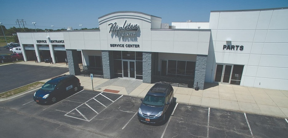 Napleton's Auto Park of Urbana Service Center