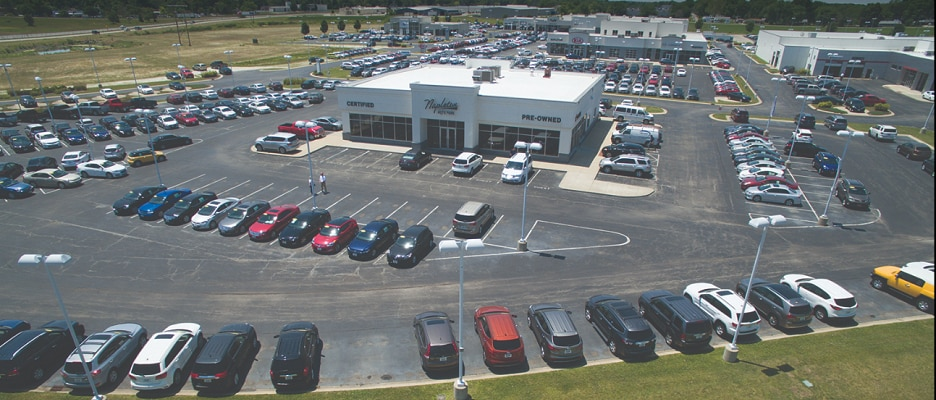 New & Used Car Dealership Near Mahomet, IL | Napleton's Auto Park of Urbana