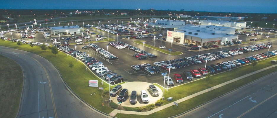 New & Used Car Dealership Near Chicago, IL | Napleton's Auto Park of Urbana