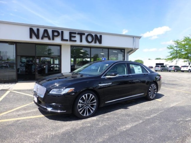 New 2019 Lincoln Continental Select Car in Calumet City, IL