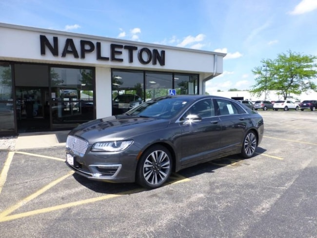 New 2019 Lincoln MKZ Hybrid Reserve II Car in Calumet City, IL