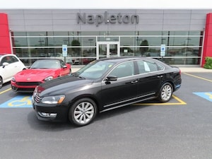 Featured pre-owned vehicles 2013 Volkswagen Passat 2.5L SEL Sedan for sale near you in Schererville, IN