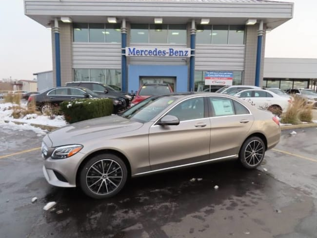 New Mercedes-Benz vehicle 2019 Mercedes-Benz C-Class C 300 4MATIC Sedan for sale near you in Schererville, IN