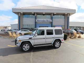 Used vehicles 2012 Mercedes-Benz G-Class G 550 4MATIC SUV for sale near you in Schererville, IN