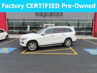 Used vehicles 2016 Mercedes-Benz GL-Class GL 450 4MATIC SUV for sale near you in Schererville, IN