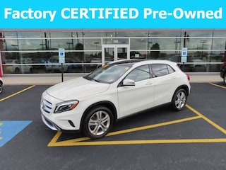 Certified pre-owned Mercedes-Benz vehicles 2015 Mercedes-Benz GLA 250 4MATIC SUV for sale near you in Schererville, IN