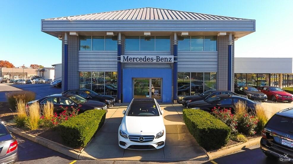 Mercedes Dealer near Hammond, IN   Napleton Mercedes