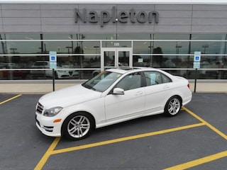 Used vehicles 2014 Mercedes-Benz C-Class C 300 4MATIC Sedan for sale near you in Schererville, IN