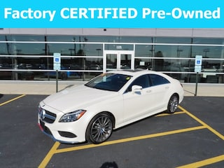Certified pre-owned Mercedes-Benz vehicles 2016 Mercedes-Benz CLS 400 4MATIC Coupe for sale near you in Schererville, IN