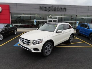 New Mercedes-Benz luxury vehicles 2019 Mercedes-Benz GLC 300 4MATIC SUV for sale near you in Schererville, IN