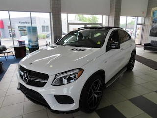 New Mercedes-Benz luxury vehicles 2019 Mercedes-Benz AMG GLE 43 4MATIC Coupe for sale near you in Schererville, IN