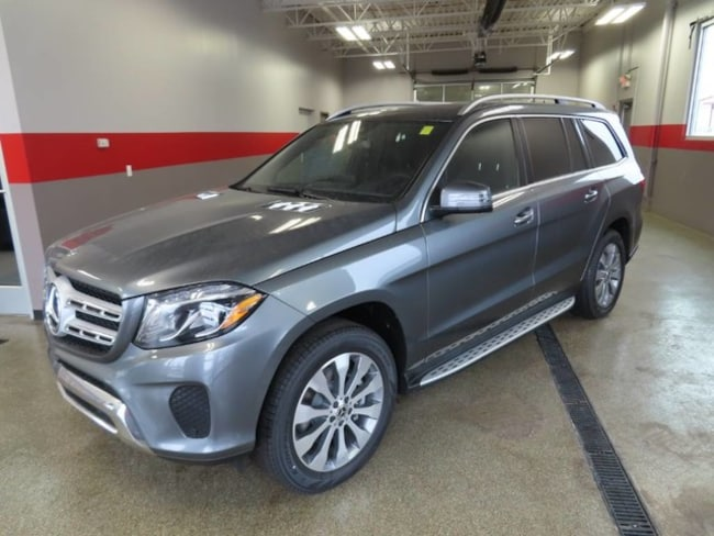 New Mercedes Suv >> New 2019 Mercedes Benz Gls 450 4matic For Sale In Schererville