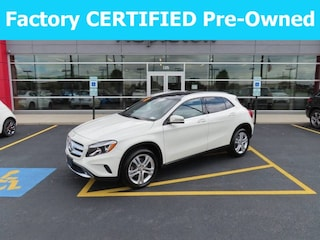 Certified pre-owned Mercedes-Benz vehicles 2017 Mercedes-Benz GLA 250 4MATIC SUV for sale near you in Schererville, IN